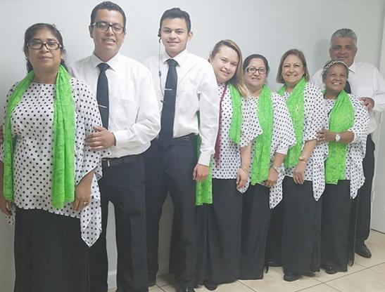 Ministerios – Ebenezer Miami